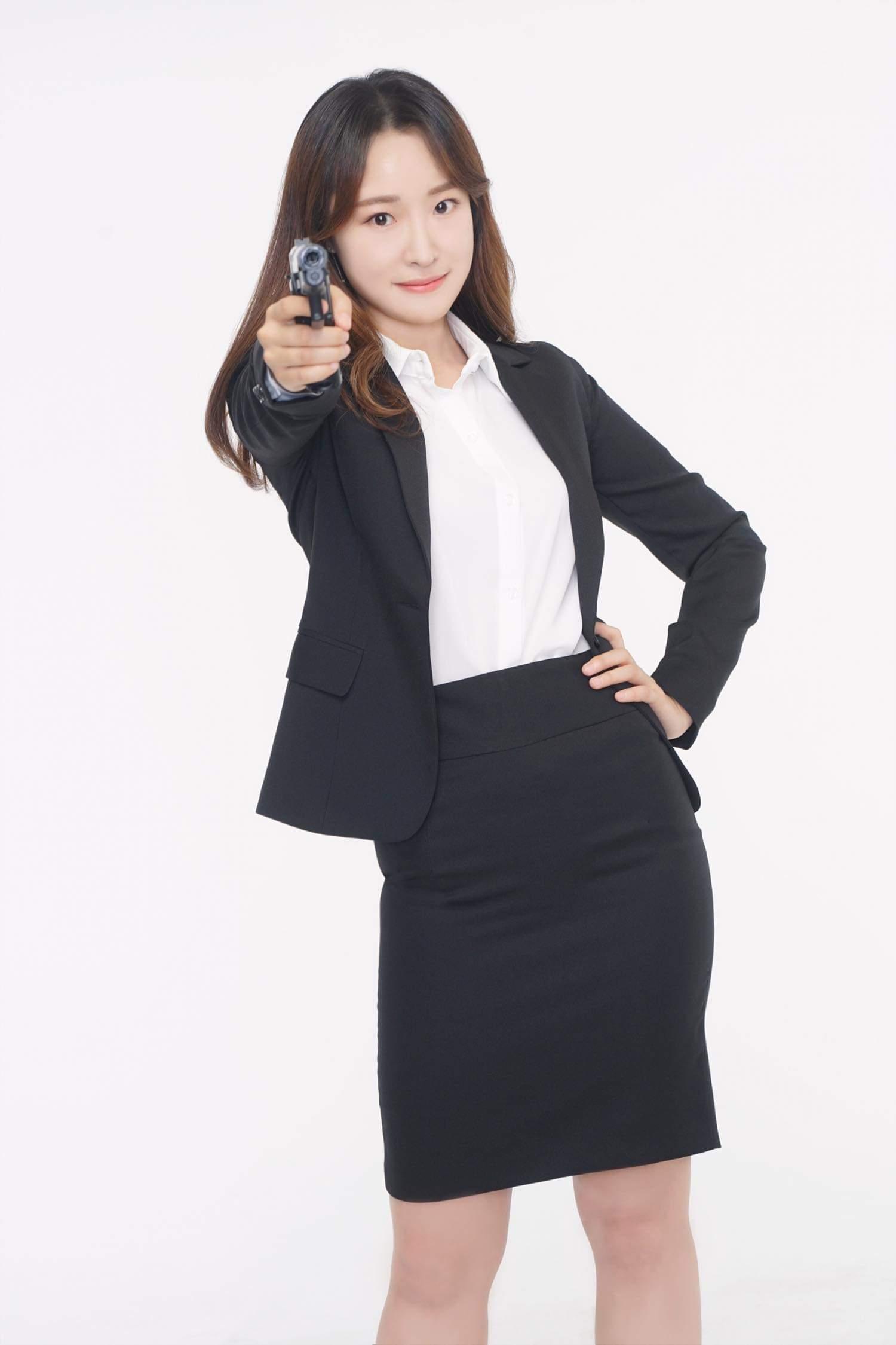 프리랜서 MC 한주혜 씨